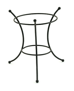 Achla GBS-21 10 in. Copper Ball Stand