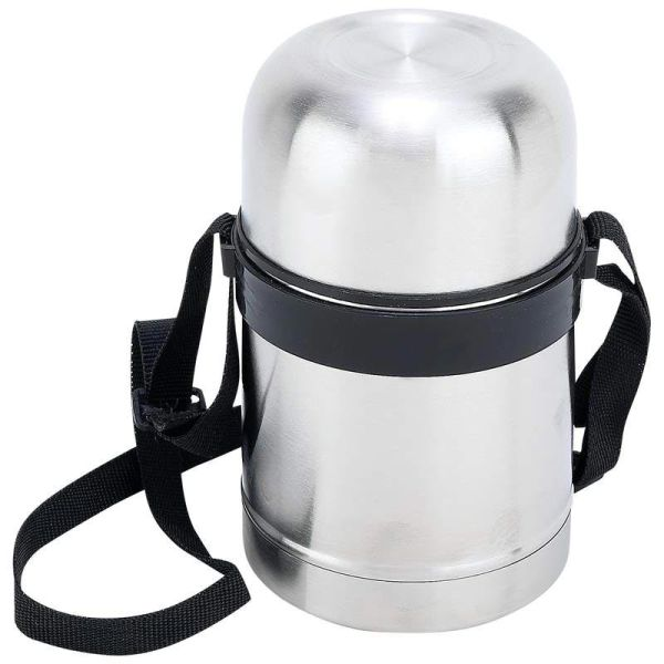 0.5 Liter Stainless Steel Vacuum Soup Container