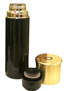 Stansport 8970-20 12Ga Shotshell Thermal Bottle Blk