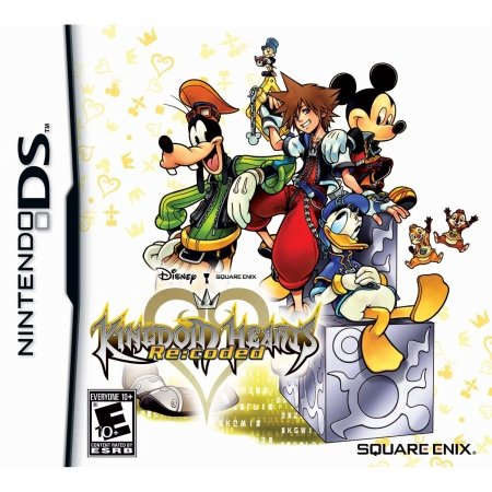 Square Enix 91034 Kingdom Hearts DS