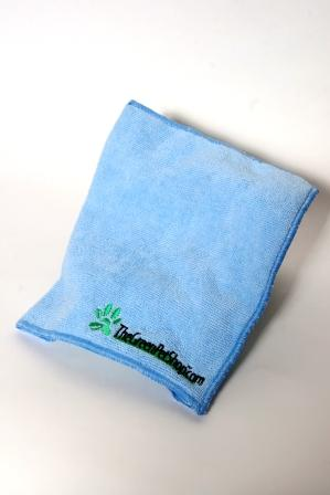Green Pet Shop 48398 Rub A Dog Towel & Mitt