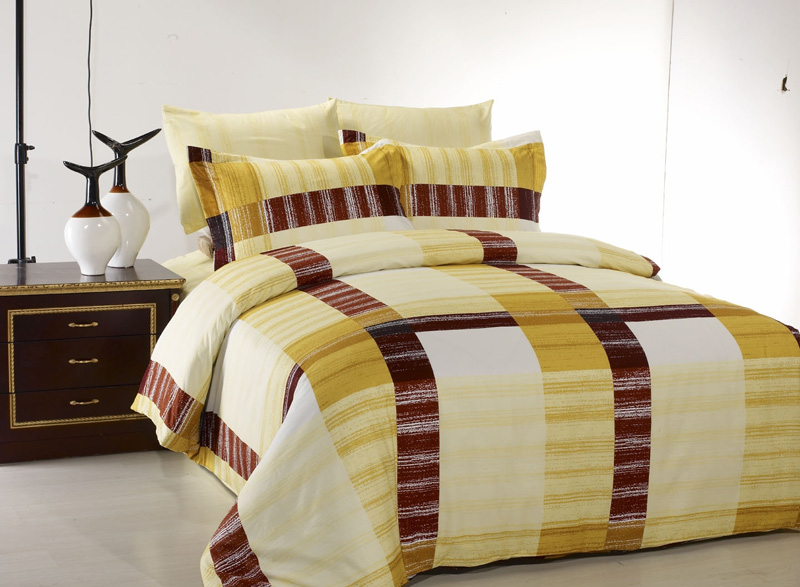 AR177Q Arya FullQueen 6 Pieces Duvet Cover Bedding Set Secret