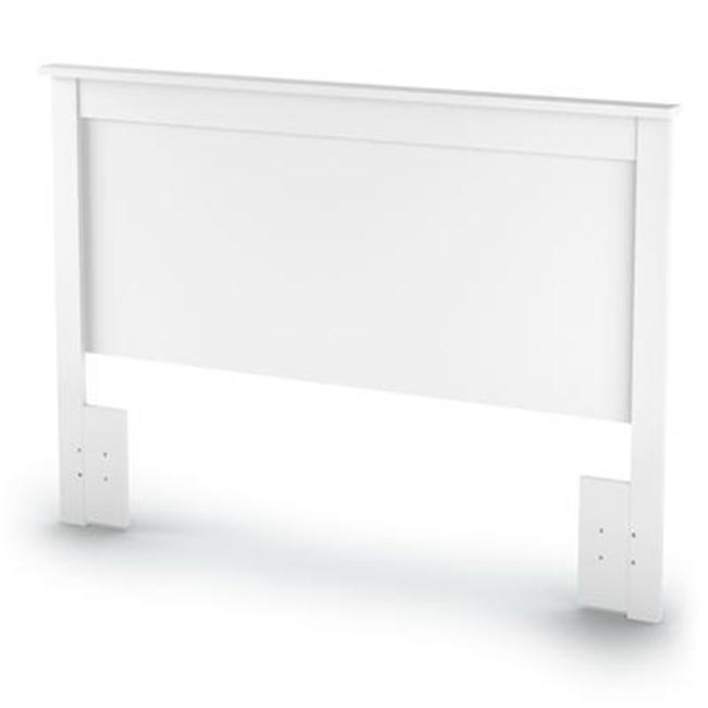 South Shore 3150270 Full - Queen Headboard - Pure White