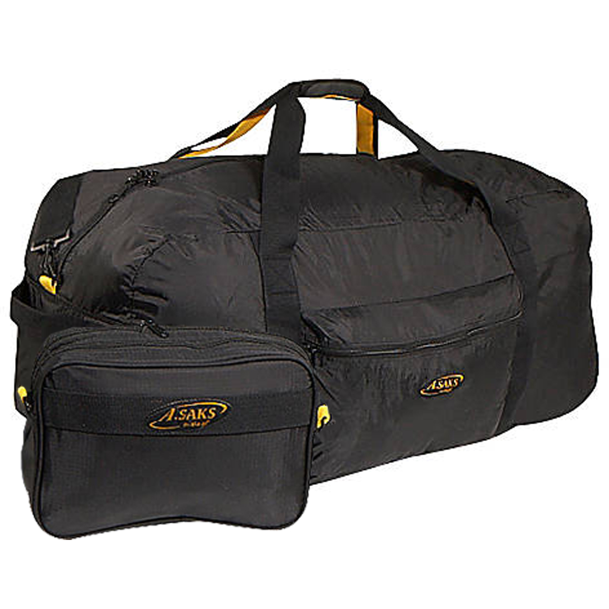 Image of Asaks F-36 2 In 1 Folding Carryon Duffle 36 Inch