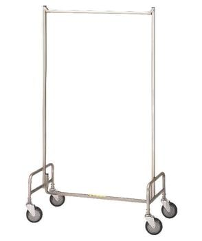 R & B Wire 703 36 in. Single Garment Rack