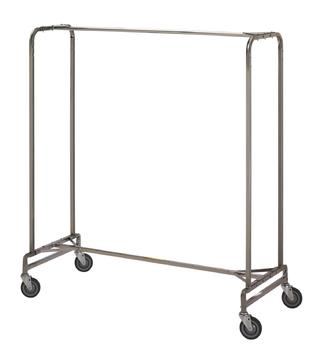 R & B Wire 715 60 in. Single Garment Rack