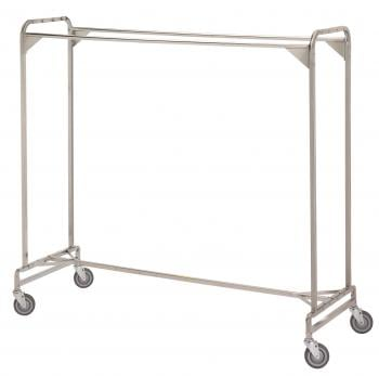 R & B Wire 722 72 in. Double Garment Rack