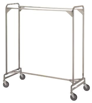 R & B Wire 725 60 in. Double Garment Rack