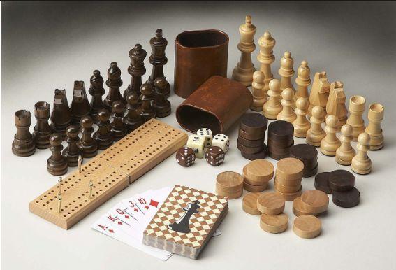 Butler 3051000 Loft Game Piece Set