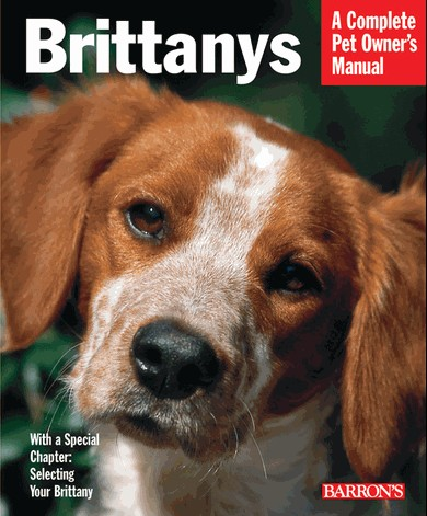 Barrons Books 1023-00448 Barrons Books Brittanys Manual