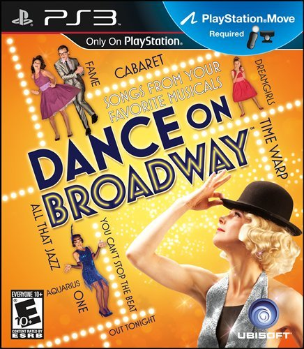 Ubisoft 34609 Dance on Broadway - PS Move Only PS3