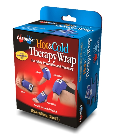 Caldera WR101BOX Universal Therapy Wrap- Small
