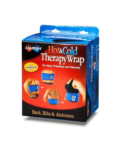 Caldera WR301BOX Back  Ribs & Abdomen Therapy Wrap
