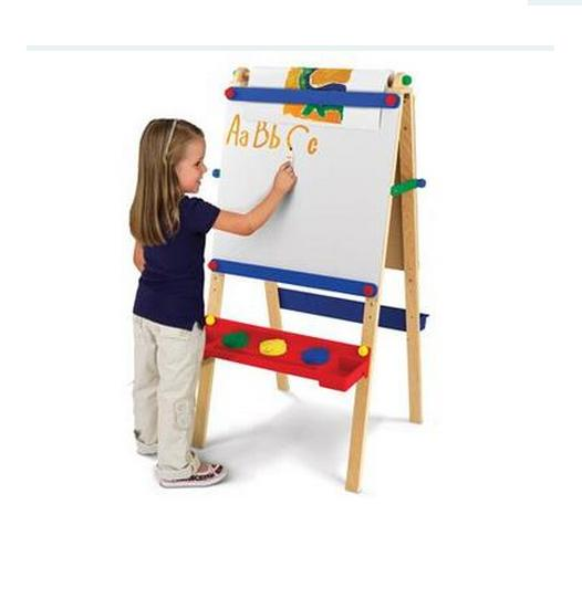 Kid Kraft 62028 Artist Easel with Paper