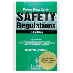Jj Keller 2-MP Federal Motor Carriers Safety Regs
