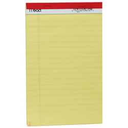 Mead Paper Company 59614 Legal Pad 5x8 50 Pg