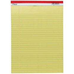 Mead Paper Company 59610 Legal Pad 8.5x11 50 Pg