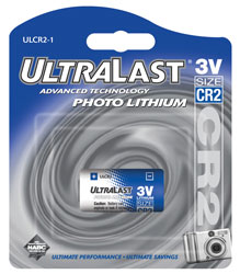 NABC - Saft - Again & Again ULCR-21 CR2 3v Lithium Photo Battery at Sears.com