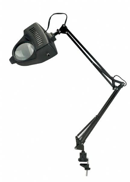 Alvin ML100-B Lamp Swing Arm Magnifier Blk