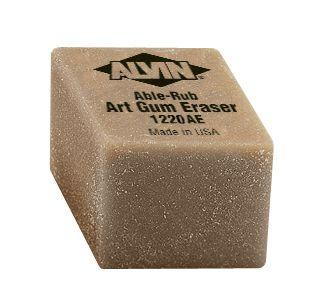 Alvin 1220AE Art Gum Eraser Small 24-bx