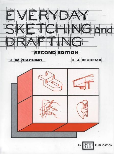 Alvin 9763 Sketching & Drafting Book