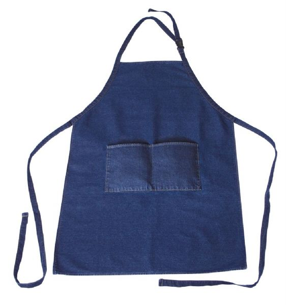Alvin DAP2536 Adult Apron Denim Large