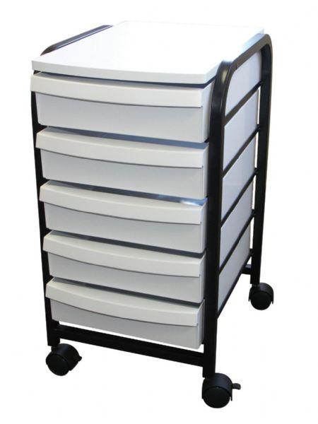 Alvin TAB33 Mobile Organizer - White