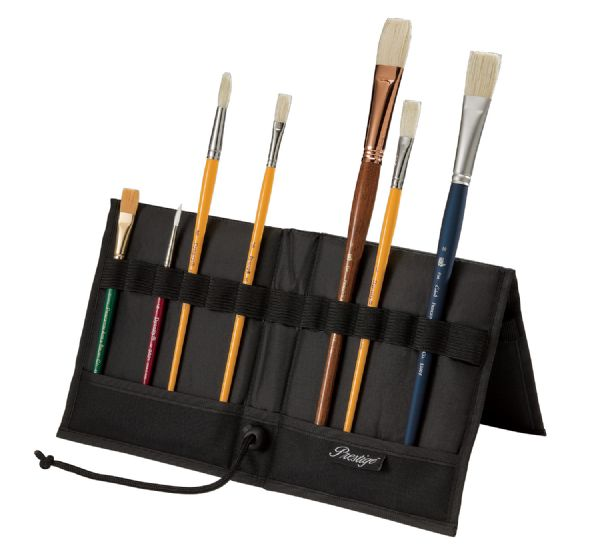 Alvin BH70 Large Brush Holdr W-drawstring