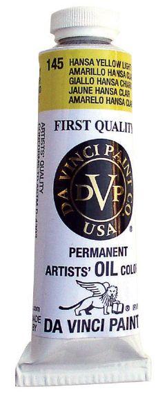 Alvin DAV145 Oil Hansa Yel Lt 40.6ml