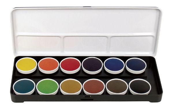 Alvin&Co LT12 Trans Watercolors Set-12