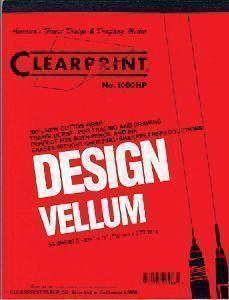 Alvin CP10201516 Vellum 11 X 17 100 Sht Pk