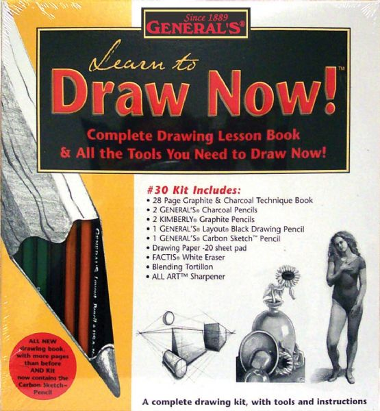 Alvin & Co G30K Learn to Draw Now Kit