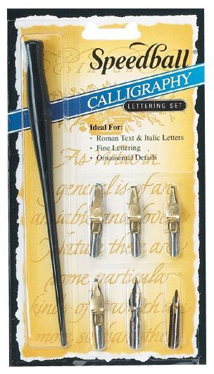 Alvin&Co H2961 Calligraphy Pen Set