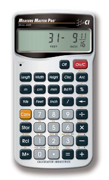 Alvin CA223 Measure Master Pro - 4020