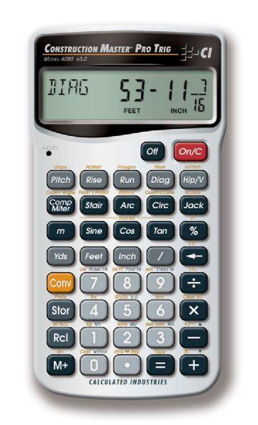 Alvin CA225 Const Master Pro Trig - 4080