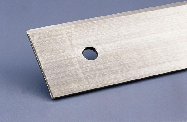 Alvin 1109-36 Straight Edge St Steel 36in