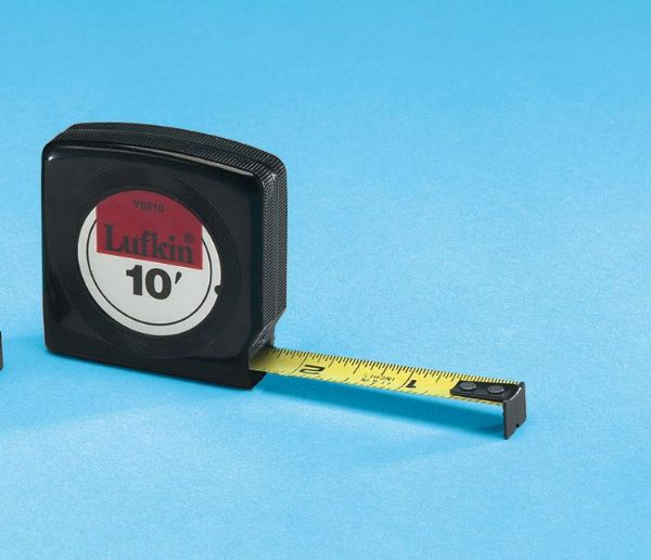 Alvin&Co Y8210 Lufkin Economy Tape Measures: 10 Feet