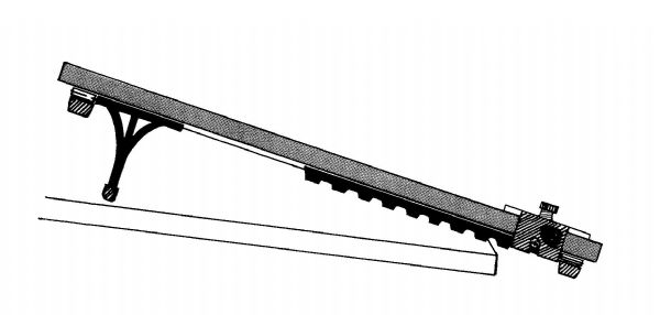 Alvin PXB31 Brd W-parallel Str Edge 23x31