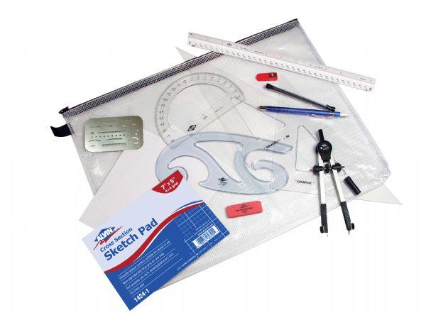 Alvin BRK-1A Kit-arch Technical Blueprint