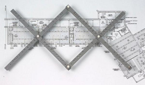 Alvin PA305 Pantograph 18 Inch 20 Ratios