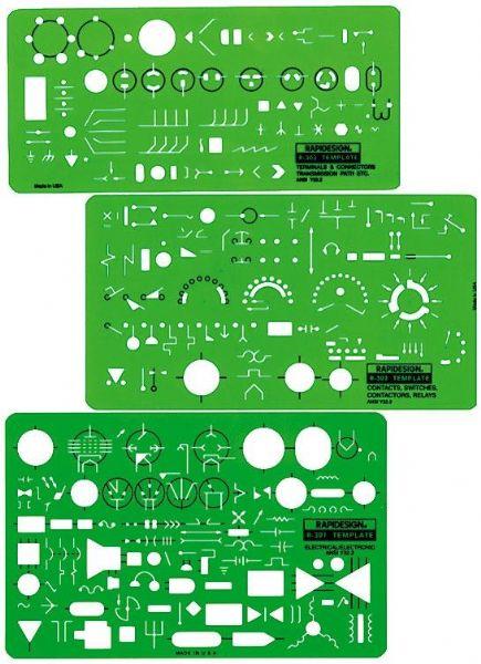 Alvin 300R Temp. Electrical-electronic