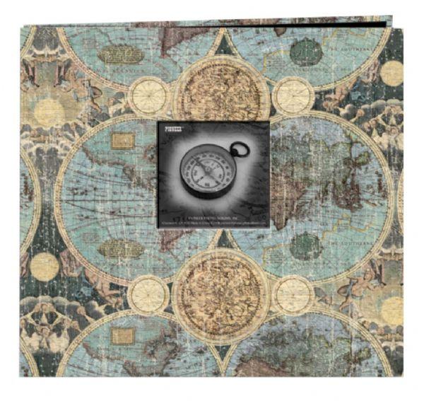 Alvin MB10MAPG 12x12 Postbnd Album Globe