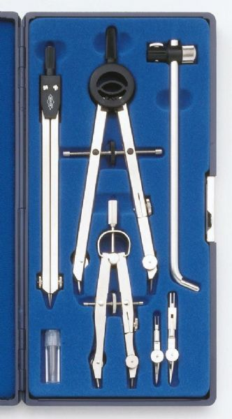 Alvin 129B Basic Bow Comb Compass Set