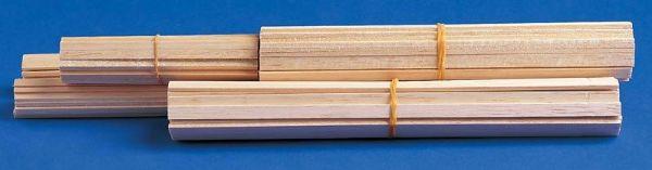 Alvin BS1014 Balsa Strips 1-16x1-4 Pk-40