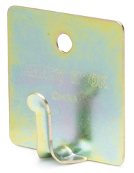 Roadpro HANDYHOOKCD Hook 1 3 - 4 Metal - Square Adhesive Handy