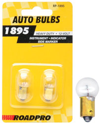 Roadpro RP-1895 Bulbs For Inst - Ind - Side Marker