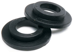 Roadpro RP-3601 Gladhand Seal Dbl Lip-2pk - Blk.