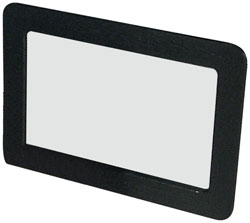 Roadpro 7071 Mirror-Visor Sm Removable Stick-On
