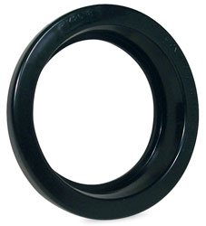 Roadpro RP-42618 4 Round Rubber Light Grommet -