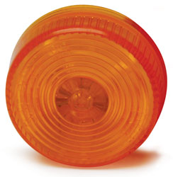 Roadpro RP-1030A Round 2 Sealed Mkr Lgt Amber